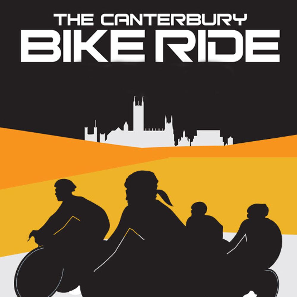 The Canterbury Bike Ride